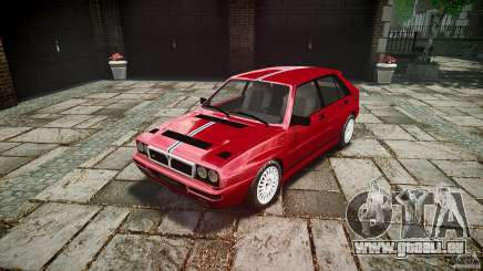 Lancia Delta HF Integrale Dealers Collection pour GTA 4