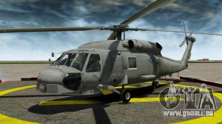 Der Hubschrauber der Sikorsky SH-60 Seahawk für GTA 4