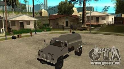 Camion-citerne de gaz-52 pour GTA San Andreas