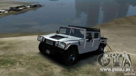 Hummer H1 für GTA 4