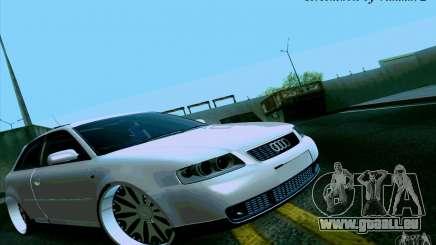 Audi A3 DUB Edition pour GTA San Andreas
