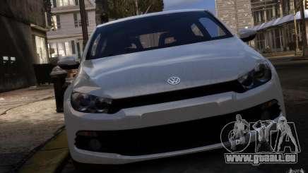Volkswagen Scirocco Mk.III 2008 für GTA 4