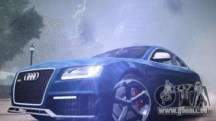 Audi RS5 2010 pour GTA 4