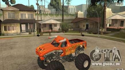 El Toro Loco pour GTA San Andreas