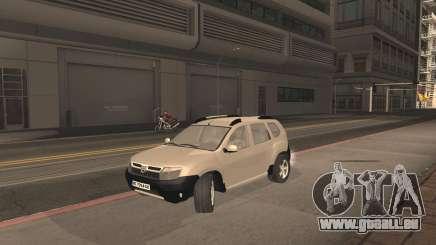 Dacia Duster für GTA San Andreas