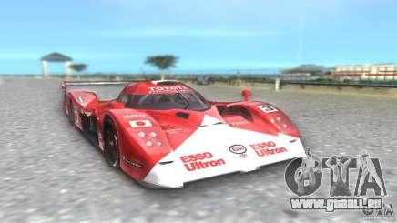 Toyota GT-One TS020 für GTA Vice City