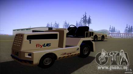 Air Tug from GTA IV pour GTA San Andreas