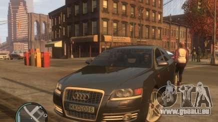 Audi A6 für GTA 4