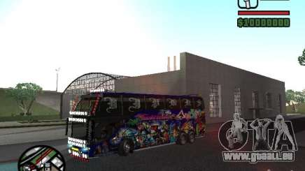 Neoplan pour GTA San Andreas