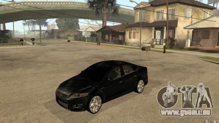 Ford Mondeo 2009 pour GTA San Andreas