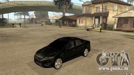 Ford Mondeo 2009 für GTA San Andreas