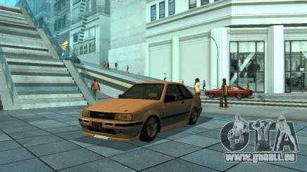 Futo de GTA 4 pour GTA San Andreas