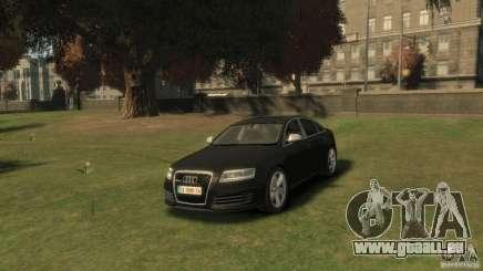 Audi RS6 v.1.1 pour GTA 4