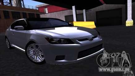 Scion Tc 2012 für GTA San Andreas