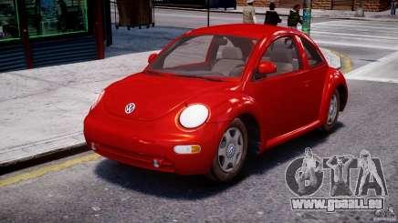Volkswagen New Beetle 2003 für GTA 4