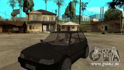 Kia Pride pour GTA San Andreas