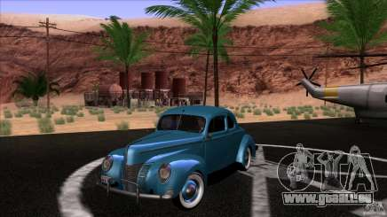 Ford Deluxe Coupe 1940 pour GTA San Andreas