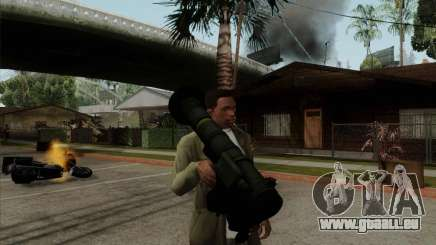 Javelin für GTA San Andreas