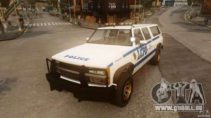 Declasse Yosemite Police für GTA 4