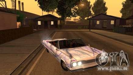Neue Savanna-neue Farbe-Arbeit für GTA San Andreas