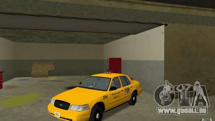 Ford Crown Victoria Taxi für GTA Vice City