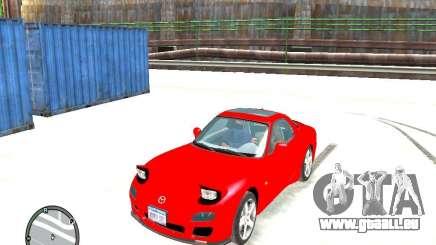 Mazda RX-7 Type RZ für GTA 4