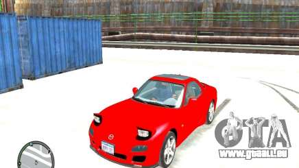 Mazda RX-7 Type RZ pour GTA 4