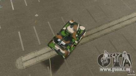 Bundeswehr-Panzer für GTA San Andreas