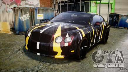 Bentley Continental SS 2010 Gumball 3000 [EPM] pour GTA 4