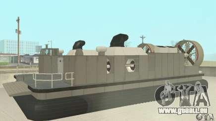 Landing Craft Air Cushion für GTA San Andreas
