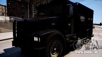 Russian Enforcer pour GTA 4