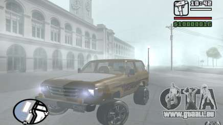 Toyota Land Cruiser 70 pour GTA San Andreas