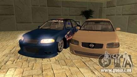 Nissan Sentra für GTA San Andreas