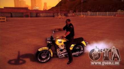 Triumph Bonneville pour GTA San Andreas