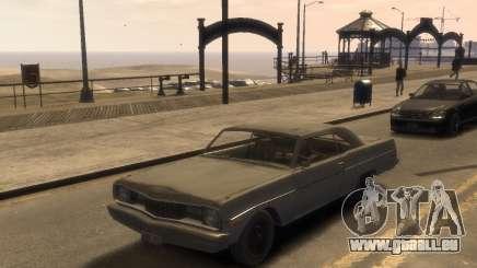 1975 Dodge Dart Rust für GTA 4