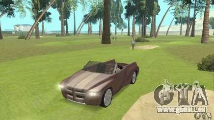Dodge Sidewinder Concept 1997 für GTA San Andreas