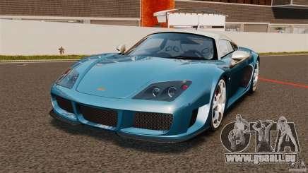 Noble M600 Bicolore 2010 pour GTA 4
