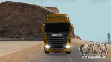 Scania R440 pour GTA San Andreas