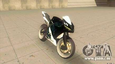 Yamaha Copbike Beta pour GTA San Andreas
