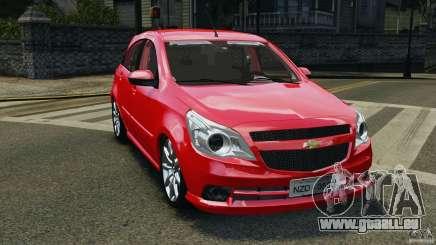 Chevrolet Agile pour GTA 4