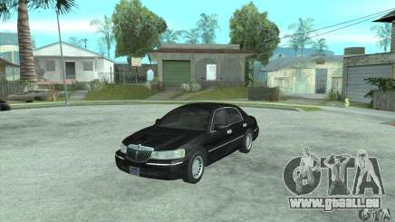 Lincoln Town Car 2002 pour GTA San Andreas