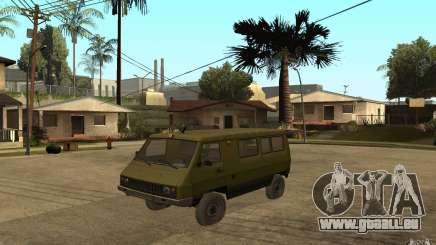 UAZ 3972 für GTA San Andreas