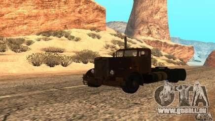 Duel Peterbilt für GTA San Andreas
