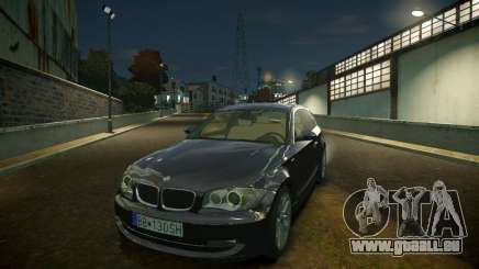 BMW 120i für GTA 4