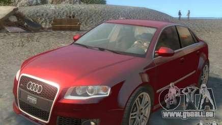 Audi RS4 Undercover v 2.0 pour GTA 4