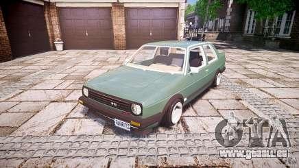 Volkswagen Jetta MKII VR6 pour GTA 4