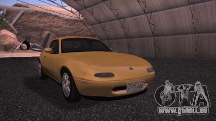 Mazda MX-5 1997 für GTA San Andreas