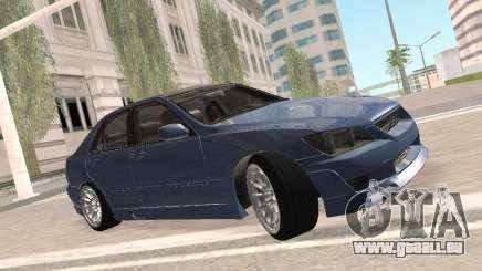 Lexus IS300 HellaFlush für GTA San Andreas