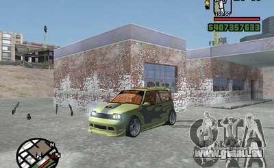 1111 OKA (tuning) pour GTA San Andreas