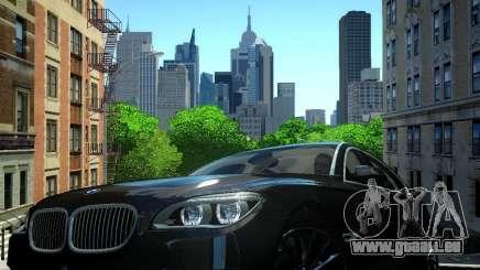 BMW 750Li 2013 pour GTA 4